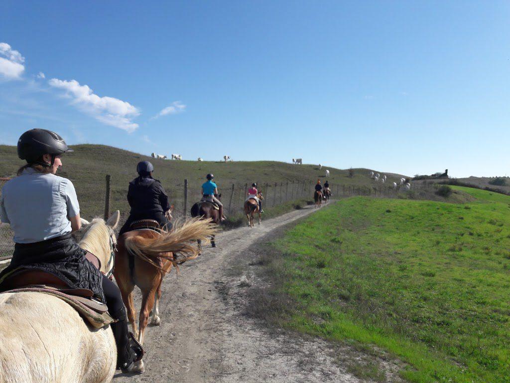 Trail riding GPS app